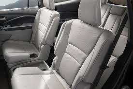 2021 honda pilot seating capacity