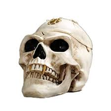 xie y human skull ashtray with er for decorations and decorative skulls skeletons