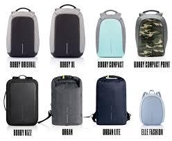 The Bobby Best <b>Anti</b>-<b>Theft backpack</b>® by XD Design