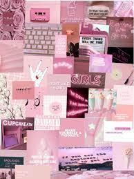 pink #aesthetic #wallpaper ...