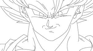 Amazing Dbz Coloring Pages Online For Coloring Pages For Kids Online