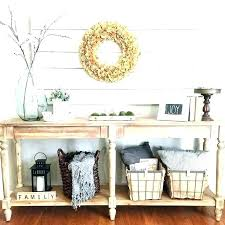 how to decorate a console table. Console Table Decor Ideas Phenomenal Beautiful How To Decorate A L