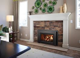 Gas fireplaces and inserts contemporary-family-room