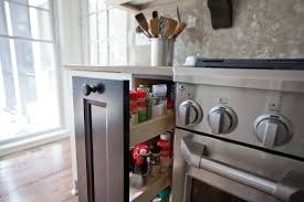 Kitchen Drawers Kitchen Drawers Vs Rollout Shelves Angies List
