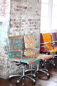 reupholstering an office chair. Reupholstered Office Chair Rolling Chairs Reupholster Arms . Reupholstering An O