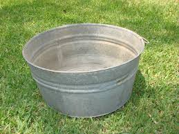 old galvanized wash tub photo details from these gallerie we d like to provide