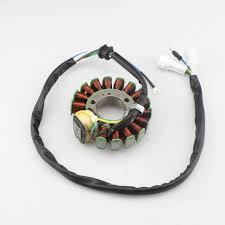 <b>Motorcycle</b> 4JG 85510 0 <b>Generator</b> Magneto <b>Stator</b> Coil For Yamaha ...