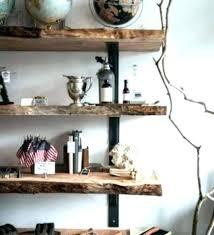 raw edge wood shelf raw edge wood shelf floating shelves chic live furniture objects to try raw edge wood shelf