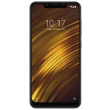 Telefon Mobil Xiaomi Pocophone F1 64gb Graphite Black Ram 6gb