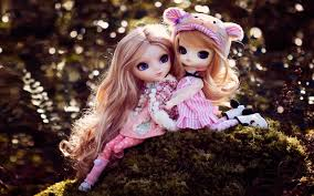 Two Cute Barbie Doll - 1920x1200 ...