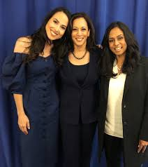 Meena harris, vice president kamala harris's niece, bestselling author, and founder of phenomenal, appeared at the capitol today to celebrate the inauguration of the 46th president of the united states. Byamswvf2vpzm