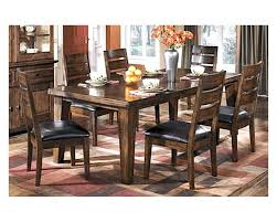 full size of kitchen table contemporary ashley kitchen table rustic rustic 7 piece dark brown