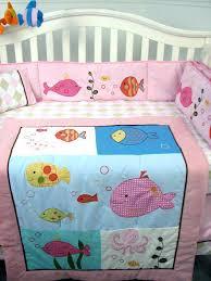 fish bedding sets designs nursery bedding sets fish baby bedding sets