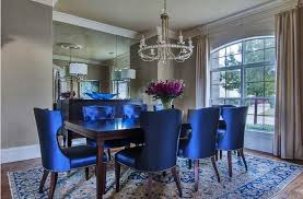 excellent royal blue dining chairs blue dining room chair 2 for blue dining room chairs ordinary
