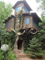 cool tree house blueprints. Three Story Tree House Cool Blueprints