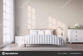 Light Brown And White Bedroom Modern Vintage Bedroom Light Brown Wall Render Rooms Have