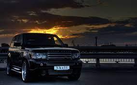Black Range Rover Wallpaper Widescreen ...
