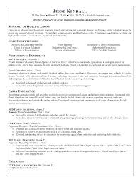Service Industry Cover Letter Resume Letter Directory