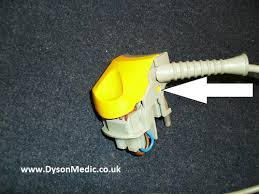 dyson dc switch removal and cable replacement