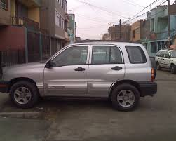 2003 Chevrolet Tracker - Information and photos - ZombieDrive