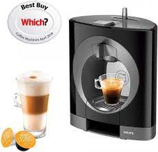 Shop coffee machines online at the good guys. Nescafe Coffee Machine Dolce Gusto Oblo By Krups Black 220volt Not For Usa