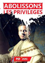 4 août 1789 : Abolition des privilèges... - PCF - Parti Communiste Français | Facebook