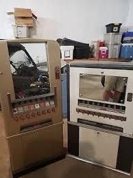 Coin Operated Newspaper Vending Machine Amazing VINTAGE COIN OPERATED Sidewalk Newspaper Vending Machine 4848