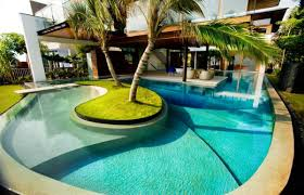 House Outdoor On All With 2 Storey House Design With Swimming Pool And