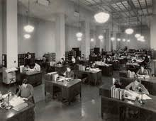 japanese office layout. Brilliant Japanese 1937 Image Of The Division Classification And Cataloging National  Archives United States With Japanese Office Layout