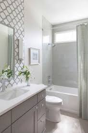 Design For Small Bathroom With Tub And Shower