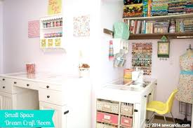 small spaces craft room storage ideas. Small Craft Room Ideas Making A Dream In Space . Spaces Storage M