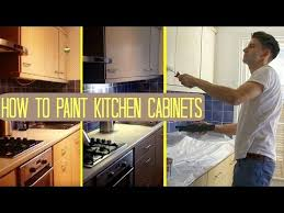 painting kitchen cupboardsHOW TO PAINT KITCHEN CABINETS  CUPBOARDS UK makeover on a budget