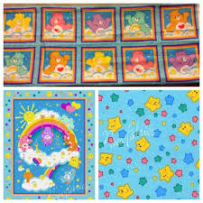 crib care bears bedding vintage designed how you want 2c top