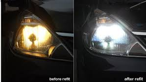 Hid Lights Refit Right Color Temperature Is Important