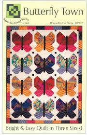 Brookshier Design Studio Butterfly Town By Brookshier Design Studio Fat Quarter
