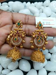 Eyer Ring Design Must Have Indian Jewelry Earrings Gold Jewellery