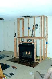 cost of adding fireplace to existing home dd wood burning