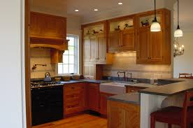 Red Birch Cabinets Kitchen Custom Cabinets From Maine Gallery Iv