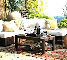 indoor outdoor rugs pottery barn new rug chevron pot