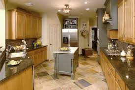 Update Oak Cabinets This Flooring Style With Wall Color Island Color And Counter Top