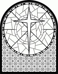 Small Picture Get This Stained Glass Coloring Pages Free Printable 22398