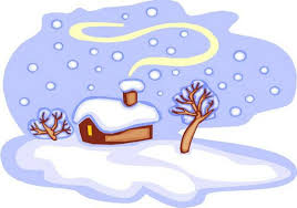 Image result for snowy day clipart