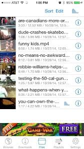 How To Download Music Video Files Onto Your Iphone Without