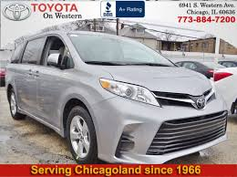 New Toyota Sienna in Chicago, IL | Inventory, Photos, Videos, Features