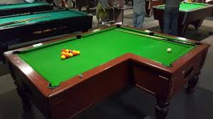 lovely pub pool and snooker