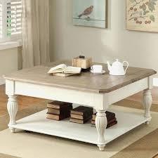 paula dean coffee table p paula deen round side table linen