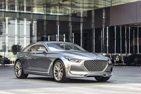 2018 genesis coupe concept. fine coupe first u201cgenesis brandu201d model to debut at 2016 new york auto show with 2018 genesis coupe concept