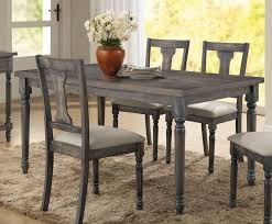 weathered gray acme furniture 71435