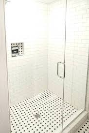 grouting shower how to grout shower tile tiled shower walls white grout warm gray grouting tile shower floor