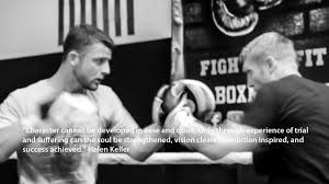 ment from box n b of box n burn boxing fitness gym business owner